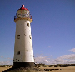 Talacre Lighthouse (andrewlee1967) Tags: uk sky beach wales clouds andrewlee andrewlee1967 talacrelighthouse focusman5