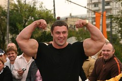 Michael Sidorychev (143) (Pete90291) Tags: pecs muscular chest tattoos strong muscleman biceps abs strongman strongmen worldsstrongestman hugethighs hugelegs michaelsidorychev tattooedmuscle mikhailsidorychev