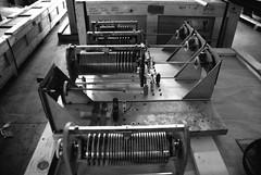 Coils bw (javame) Tags: bw work blackwhite nikon industrial d200 coils nikond200 nikoncapture capturenx nikoncapturenx thingsatwork