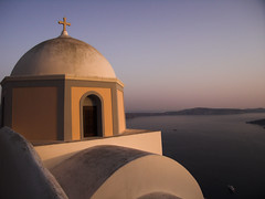 Santorini Church (ehpien) Tags: sunset church santorini greece caldera supershot abigfave anawesomeshot superbmasterpiece beyondexcellence diamondclassphotographer flickerdiamond