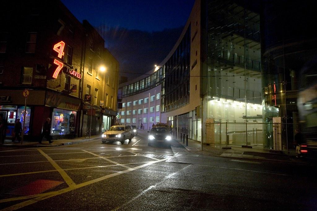 Georges Street - Dublin
