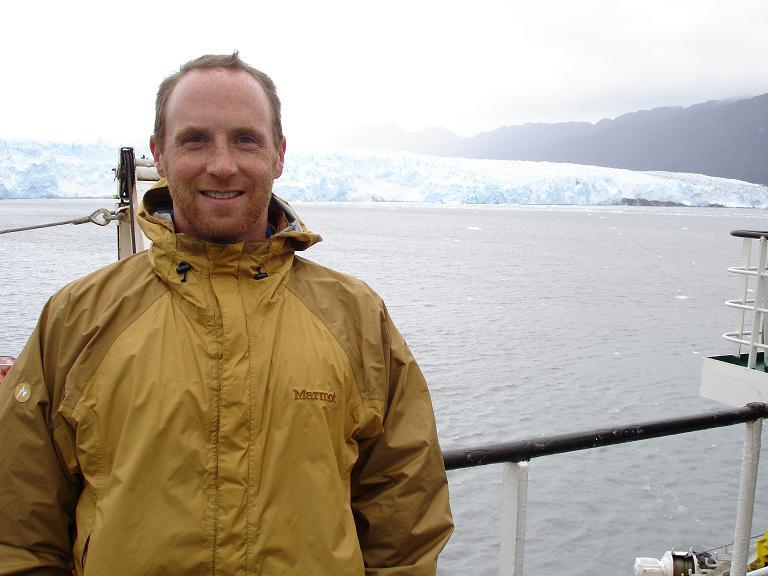 Me at Glacier