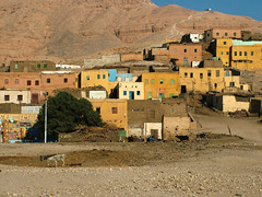 West Bank Village.jpg (Kevin Day) Tags: temple village westbank egypt luxor kevday medinethabu offtrackav