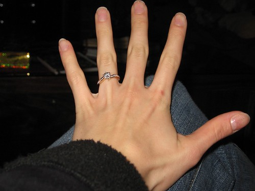 Jenny's Engagement Ring