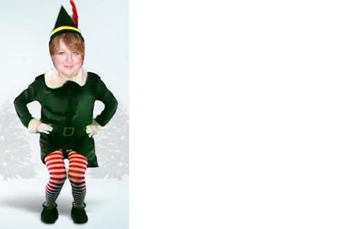 Elf dance1