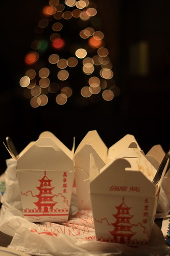 Chinese Food for the Holidays
