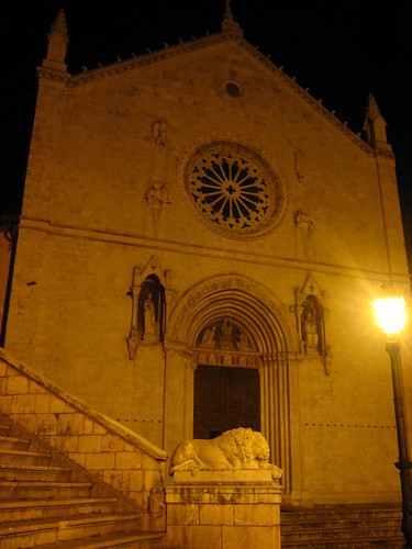 Church in Norcia