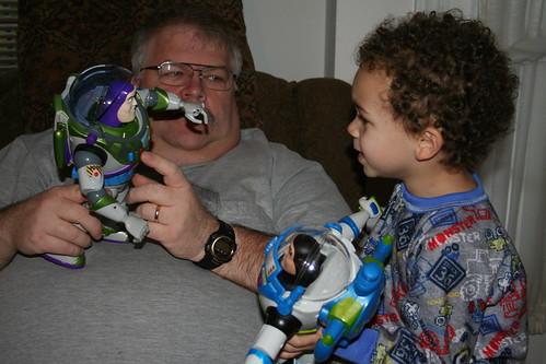 Grandpa & Aidan