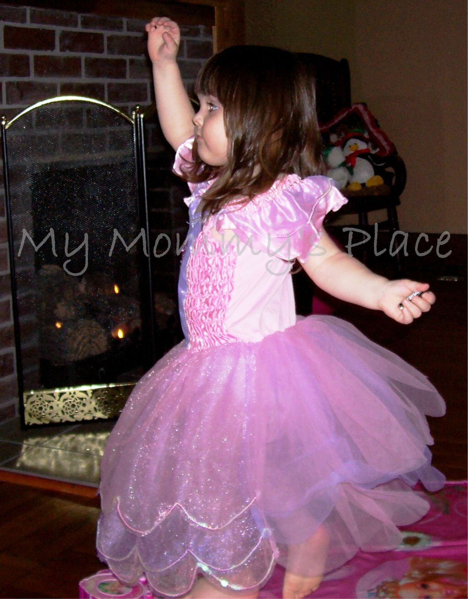 My Dancing Princess