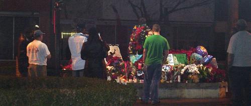James Brown Memorial