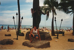 Waikiki Beach, Hawaii (Hilmar2006) Tags: hawaii honolulu waikikibeach dukekahanamokustatue