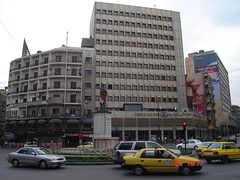Commercial Bank (MeFeKa) Tags: syria damascus Şam suriye