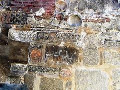 Relieves visigodos en San Ginés
