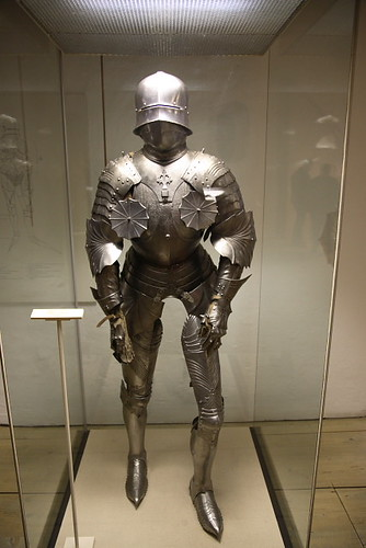 suits of armor
