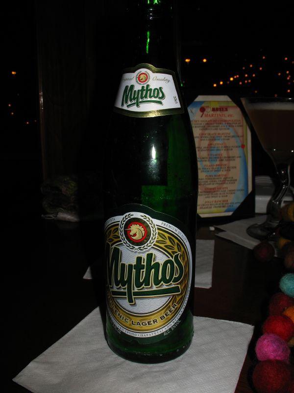 Mythos Restaurant Review