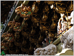陽明門彫刻群