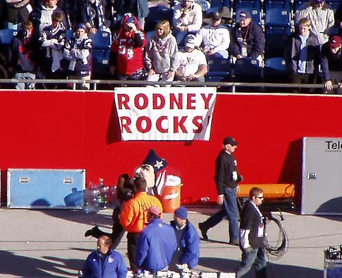 Rodney Rocks