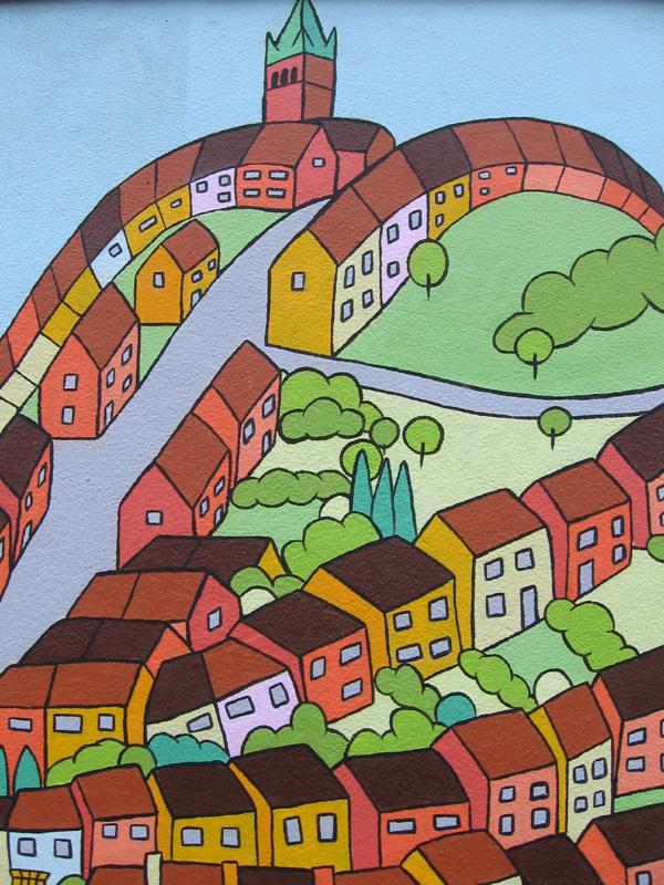 Totterdown Mural