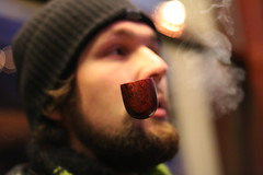 Pipe in focus - by Jоhannes