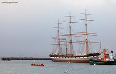 The Sea ... The Ship