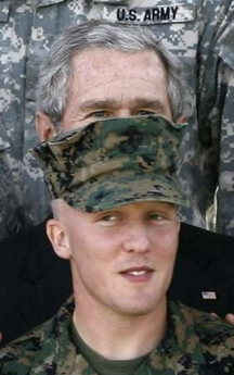 Bush at Fort Benning, 1.11.07   1