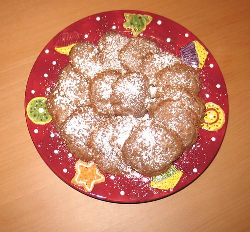 Chocolate Walnut Cookies