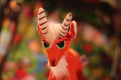 I'm a goat and i'm pissed (tiramisue) Tags: pets cute animal toy stuffed dream goat dakin