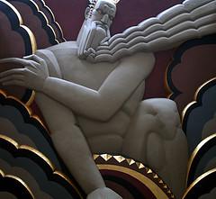 Wisdom (Doubletee) Tags: nyc newyorkcity sculpture newyork art geotagged panel manhattan kitlens rockefellercenter midtown artdeco
