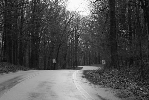 Long and winding road by Valerie Everett