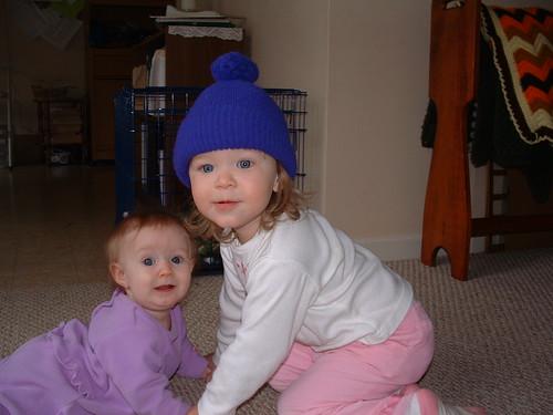 Beth & Emma Jan 2004
