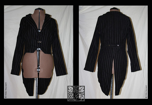 Striped Tailcoat