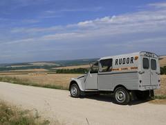 L'été en France... (azu250) Tags: france citroen ak 2cv frankrijk besteleend azu deuche camionette ak350 fourgonette woimbey as2150