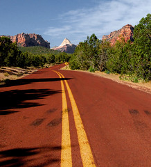 Road to Kolob (James Neeley) Tags: road mountains scenic zions kolob photomatix outstandingshots