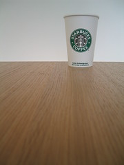 Starbucks Cup (Ryan Hadley) Tags: seattle usa macro cup coffee washington starbucks latte starbuckscup