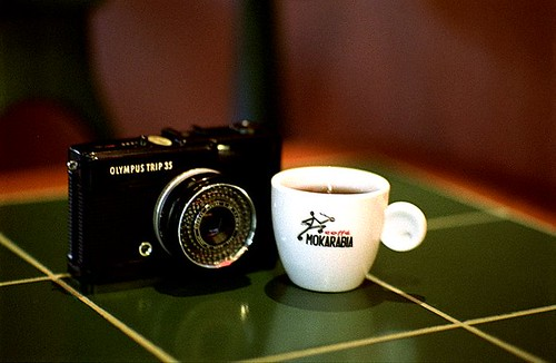 Trippin' Coffee
