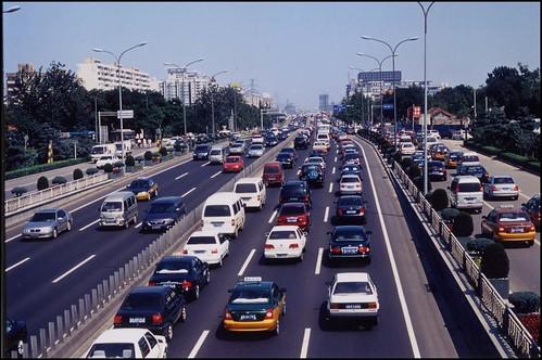 motorization in China
