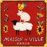 Maison-de-Ville-Print-I10094782