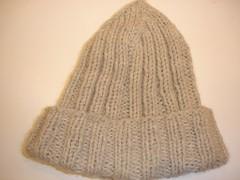 Fig and Plum Hat