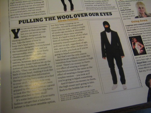 balaclava is back