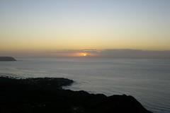Diamond Head Hawaiian Sunrise (808Talk) Tags: sunrise hawaii waikiki oahu pacificocean  diamondhead molokai kokohead 808talk
