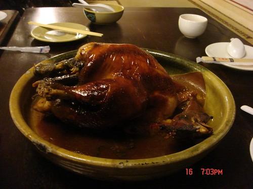 【花蓮旅遊(2006/12/16)】@月盧餐廳