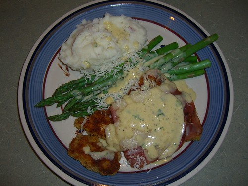 Chicken Cordon Bleu by UHLMAN.