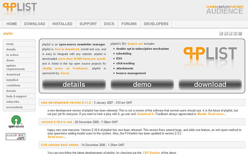 [FREE]Phplist Best free mailing software version 2.10.13