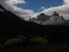 Tents, Torres, and Cuernos