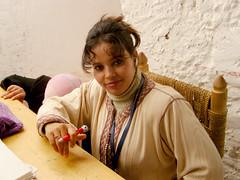 Femme de Maroc-171