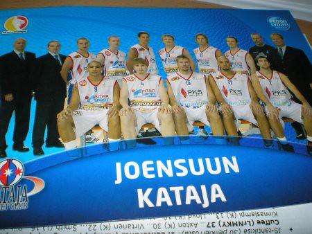 Kataja, the team of Joensuu