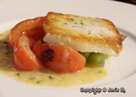 Roasted Chilean Sea Bass