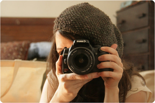 L'Slouch: c'est le chapeau parfait pour prendre des photos!