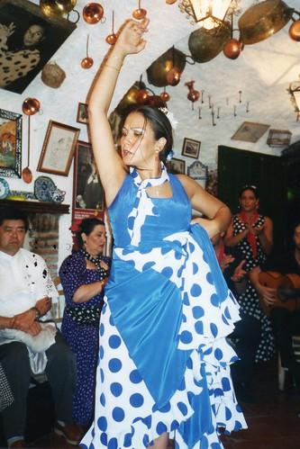 Granada: chez les gitans