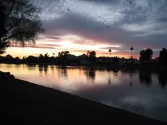 South Lake Sunset